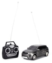 High Speed Remote Controlled Car - Silver