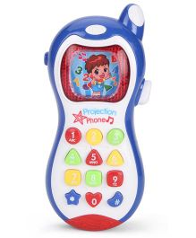 Baby Musical Phone - Blue