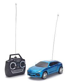 Remote Controlled Car - Blue
