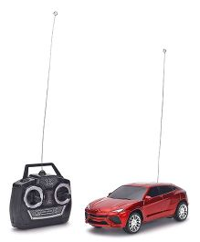 Remote Controlled Car - Red