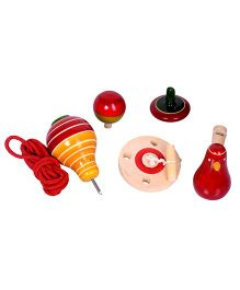 Desi Toys Majedar Khel Pitara - Multicolor