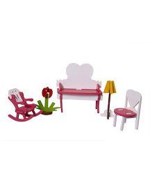 Desi Toys DIY Princess Room - Pink