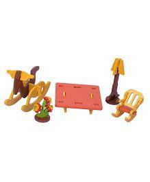Desi Toys DIY Kids Room - Multicolor