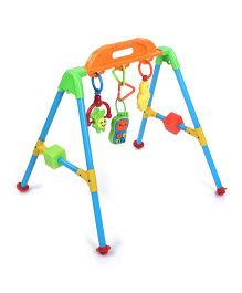 Baby Fitness Musical Toy - Multicolor