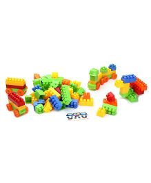 DIY Blocks Multicolor - 100 Pieces