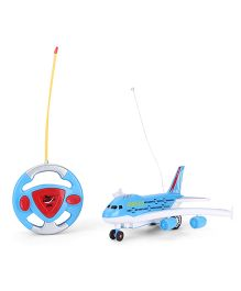 Remote Controlled Air Bus - White Blue