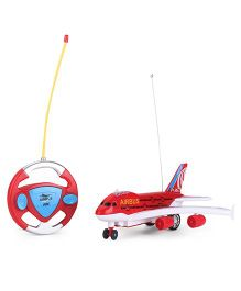 Remote Controlled Air Bus - White Red