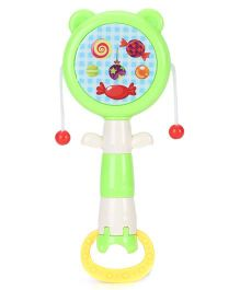 Baby Rattle Ice Cream Print (Color May Vary)