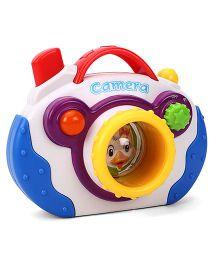 Musical Toy Camera - Multicolor