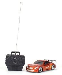 Remote Controlled Speed Car - Orange