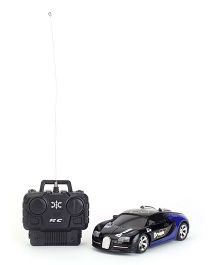 Remote Control Car - Black Blue