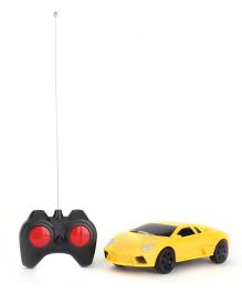 Smart Picks Die Cast Remote Controlled Car Toy - Yellow