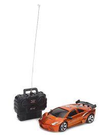 Remote Controlled Car 300 Print - Orange