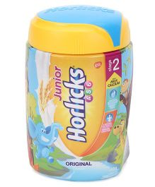 Junior Horlicks Stage 2 Original Flavor - 500 gm Pet Jar