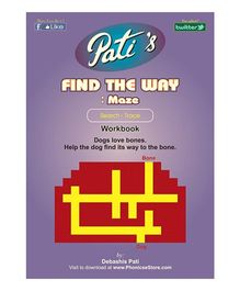 Find The Way Maze Downloadable Workbook - English
