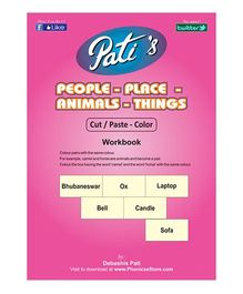 People Place Animals Things Downloadable Workbook - English