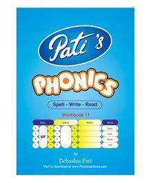 Phonics 11 Downloadable Workbook - English