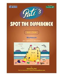 Spot The Difference Downloadable Workbook - English