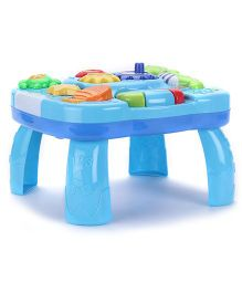 Musical Learning Table - Sky Blue