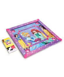 Disney Princess Carrom Board - Purple