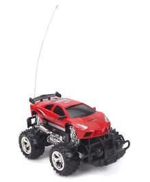 Remote Controlled Racing Car - Red