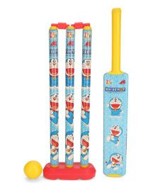 Doraemon Cricket Set (Color May Vary)