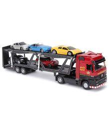 Maisto Die Cast Truck Line - Red