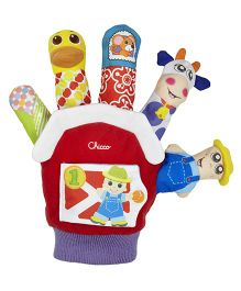 Chicco Toys Finger Puppet - Multicolor