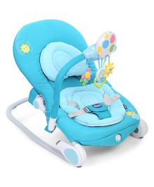 Chicco Balloon Baby Bouncer - Light Blue