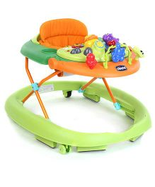 Chicco Walky Talky Baby Walker Green Wave