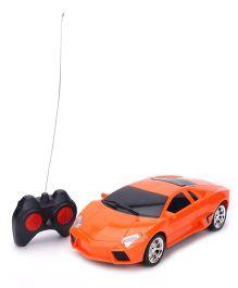 Smiles Creation Remote Controlled Lambhorgini Sports Car - Orange