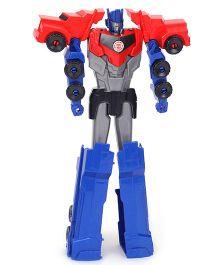 Funskool Transformers Optimus Prime Figure Toy Multicolor - 11 Inches