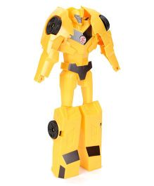 Transformers Funskool Bumblebee Figure Yellow - 11 Inches