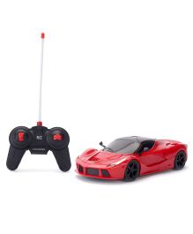 Max Extreme Remote Controlled Car - Red