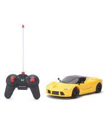 Max Extreme Remote Controlled Car - Yellow
