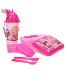 Barbie Lunch Box Set - Pack Of 2