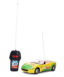 Smiles Creation Remote Controlled Sports Car - Yellow