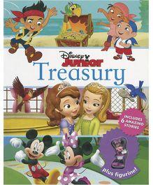 Disney Junior Treasury - English