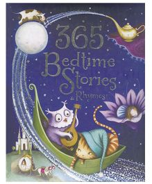 365 Bedtime Stories & Rhymes - English