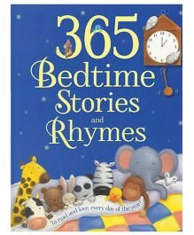 365 Bedtime Stories And Rhymes - English