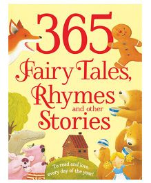 365 Fairy Tales Rhymes And Other Stories - English