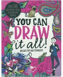 You Can Draw It All - English