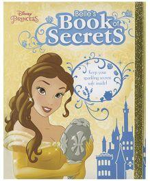 Disney Princess Belle's Book of Secrets - English