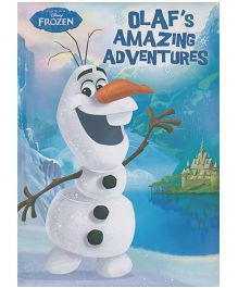 Disney Frozen Olaf's Amazing Adventures - English