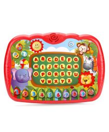 Winfun Learn With Me Edu Pad - Red