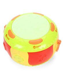 Toymaster Musical Drum - Multicolor