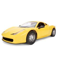 Toymaster Friction Car Series - Yellow