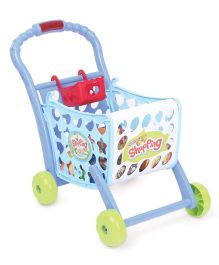 Toymaster 3 In 1 Shopping Cart Set - Blue