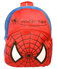 Kiwi Infant Backpack spider-Man Print Red - 10 Inches
