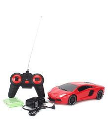 Playmate Remote Control Racing Car - Red